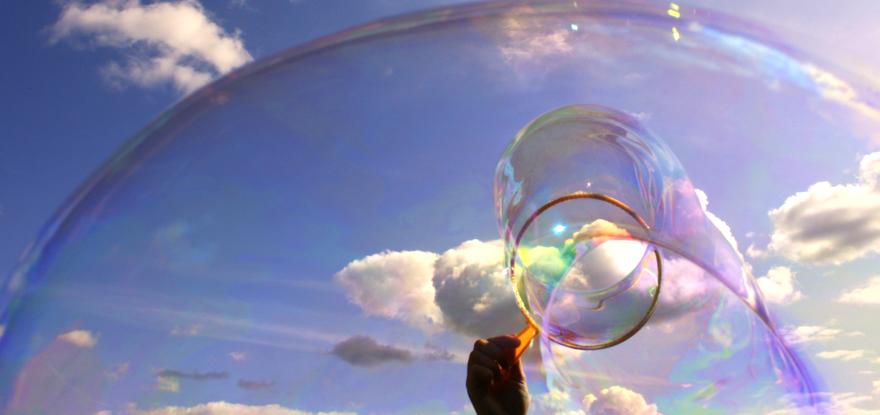 Seifenblasen Phantasiereise